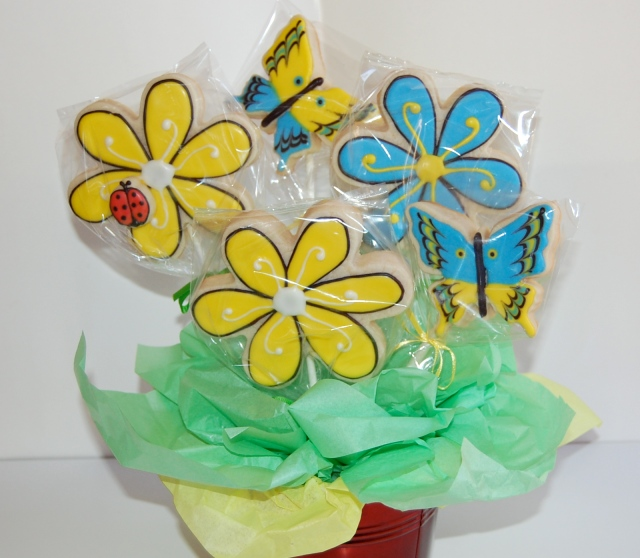 Sugar Cookie Floral Bouquet